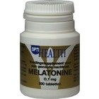 Vital cell life Melatonine 0.1 mg 500 tabletten