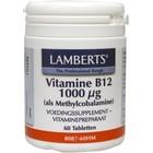 Lamberts Vitamine B12 Methylcobalamine 60 tab