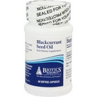 Biotics Blackcurrant Seed Oil 60 cap