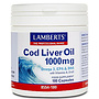 Lamberts Cod Liver Oil 1000 mg 180 cap