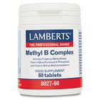 Lamberts Methyl B Complex 60 tab