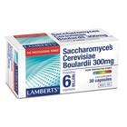 Lamberts Saccharomyces Cerevisiae Boulardii 300mg 30 cap