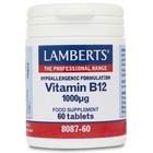 Lamberts Vitamine B12 1000 mcg 60 tab