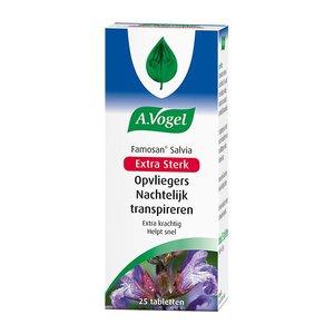 A. Vogel Famosan Salvia Extra Sterk 25 tabletten