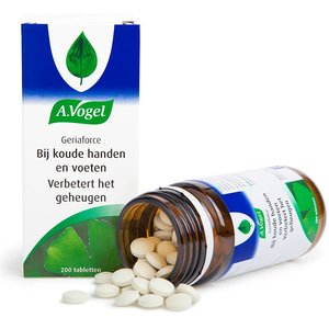 A. Vogel Geriaforce 200 tabletten
