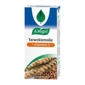 A. Vogel Tarwekiemolie met Vitamine E 100 capsules