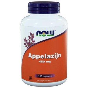NOW Appelazijn 450 mg 180 capsules
