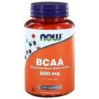 NOW BCAA 800 mg 120 cap