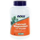 NOW Calcium Magnesium 1:1 Poeder 227 g