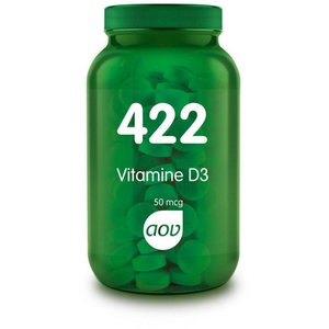 AOV 422 Vitamine D3 50 mcg 120 tabletten