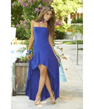 Espiral Lingerie Strapless jurk/rok blauw