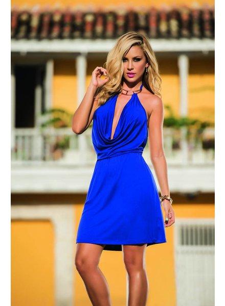 Espiral Lingerie Sexy jurkje blauw