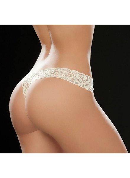 Espiral Lingerie Sexy kanten string (Nude)