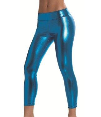 Espiral Lingerie Metallic blue legging