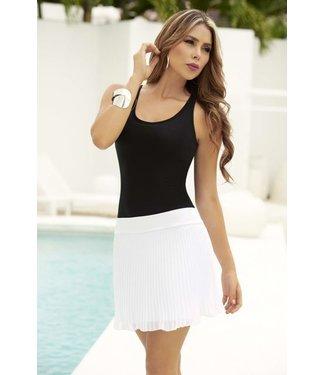 Espiral Lingerie Elegante witte rok