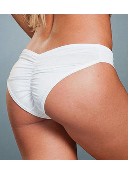 Espiral Lingerie Gerimpeld broekje (white)