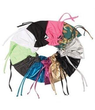 Espiral Lingerie Money Bag (black)