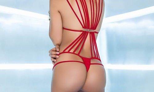 Sexy monokini's en Bodysuits