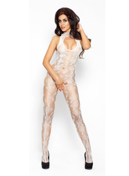 Passion Witte bodystocking