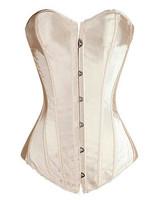 Beige corset