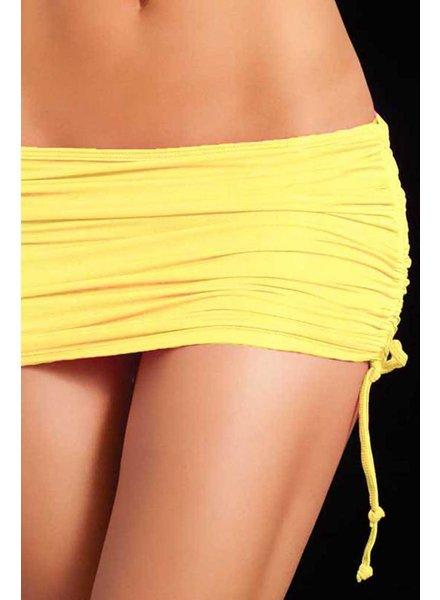 Espiral Lingerie Verstelbaar rokje (neon yellow)