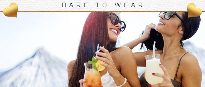 ZOMERTIP; Clubwear jurkjes & bruizende beachclubs