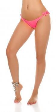 Bikini broekje (pink)