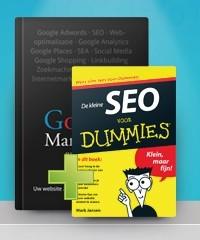 Pearson Education Bundel Google Marketing & kleine SEO voor Dummies