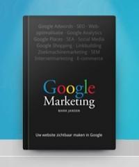 Pearson Education Google Marketing