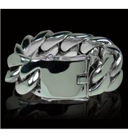 zilveren armband:gourmet