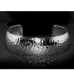 zilveren armband: bold beat