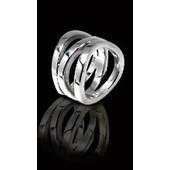 zilveren ring: sensitive