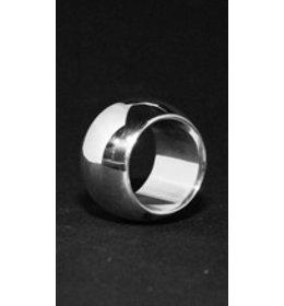 zilveren ring: bold imagionation