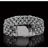 zilveren armband: tiny bismarck