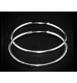 zilveren creool: new style,