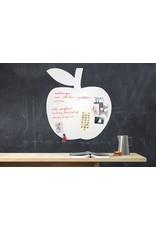 Wonderwall magneetbord & whiteboard Appel wit