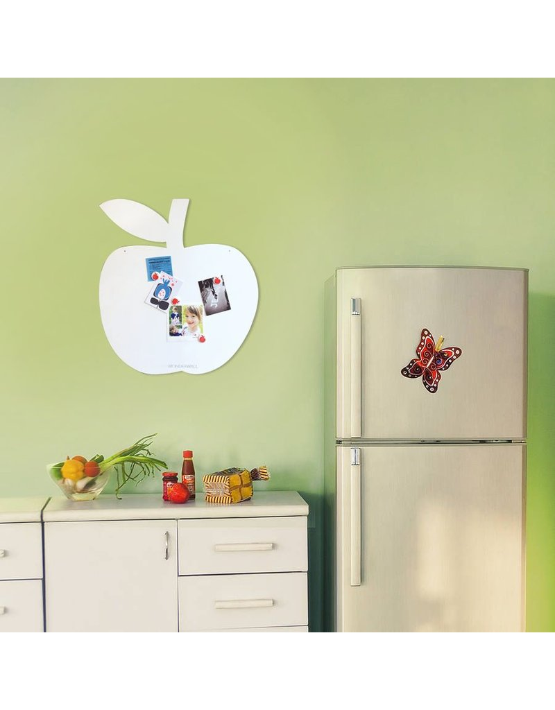 Wonderwall 50 X 60 CM WHITEBOARD APPLE