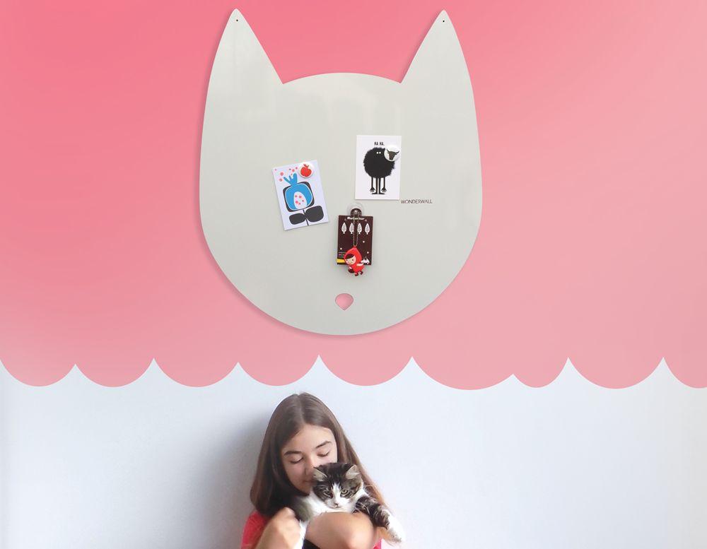 huiskat magneetbord
