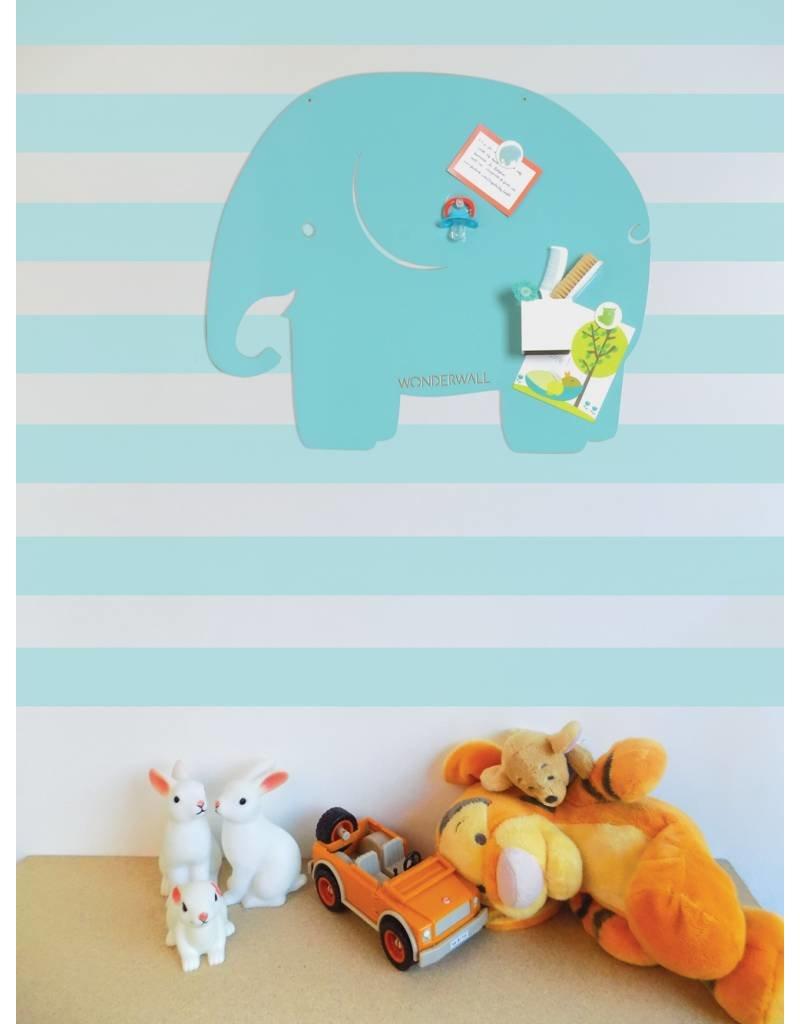 Wonderwall 50 X 60 CM magnetic board elephant
