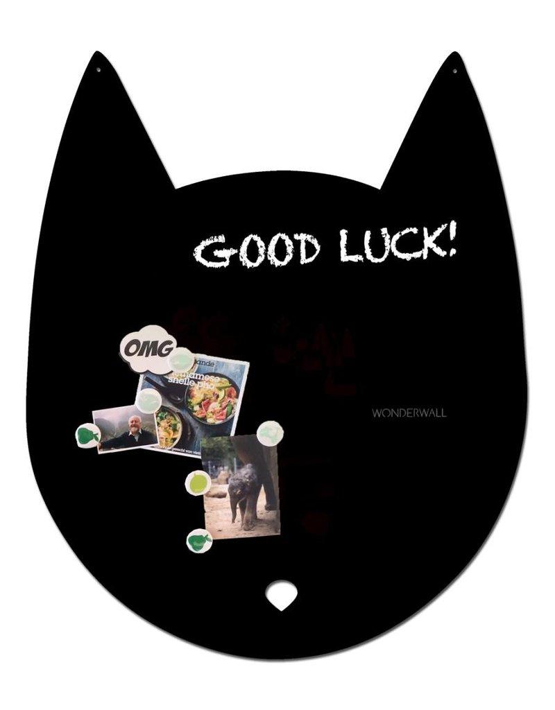 Wonderwall Cat magnet board