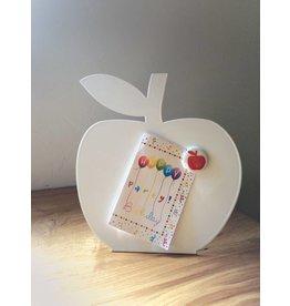 appel magneetbord/whiteboard  -desktop model-