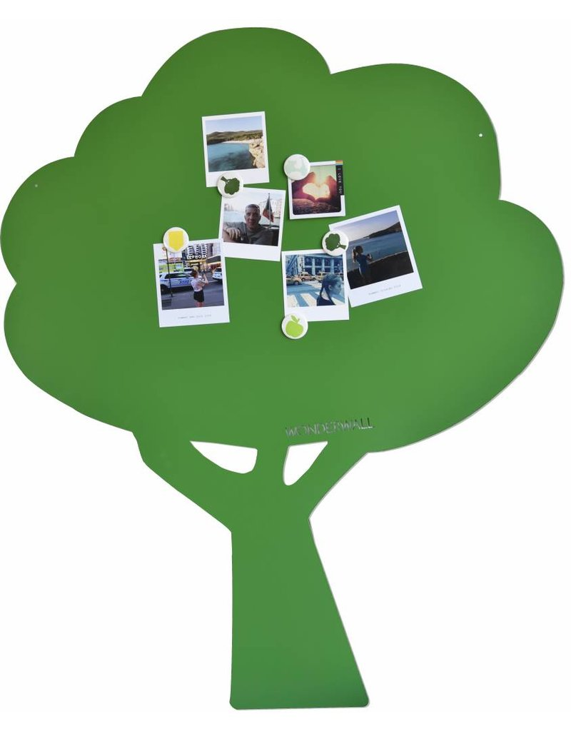 Wonderwall 95 X 80 CM NEW PANTONE 2017 GREEN