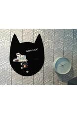 Wonderwall Cat Chalkboard and magnet board