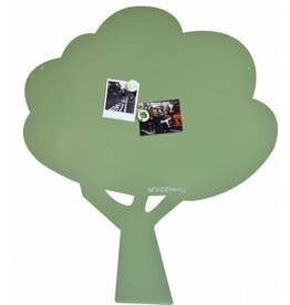 Wonderwall Magnetic Board XL TREE - Exclusive limited edition Kamakura Green
