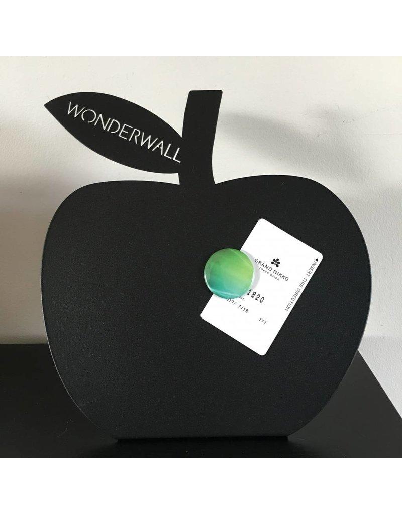 FAB5_Wonderwall Black magnetic board small