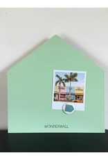 LIMITED EXCLUSIVE Magneetbord Huisje mint small