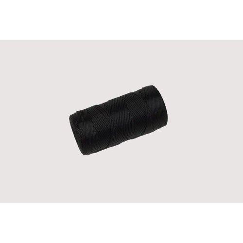 Universeel Nylon draad 3 mm zwart 190 meter