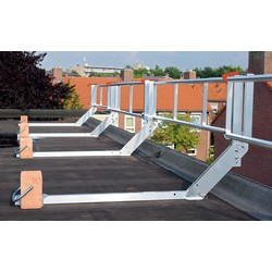 RSS Plat dak set 12 meter