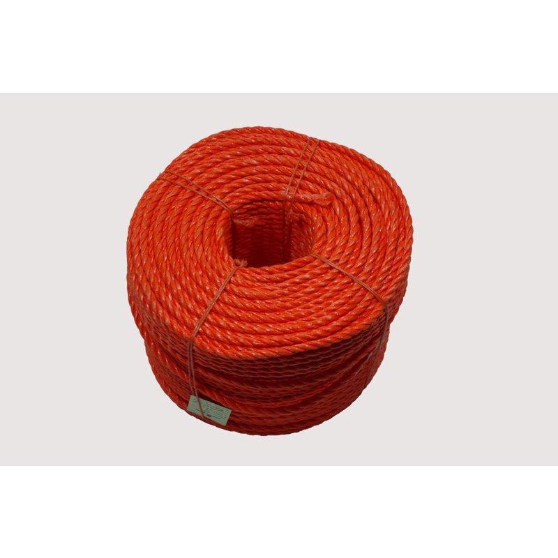 Huismerk  touw - Roop 10 mm PPE touw - per meter