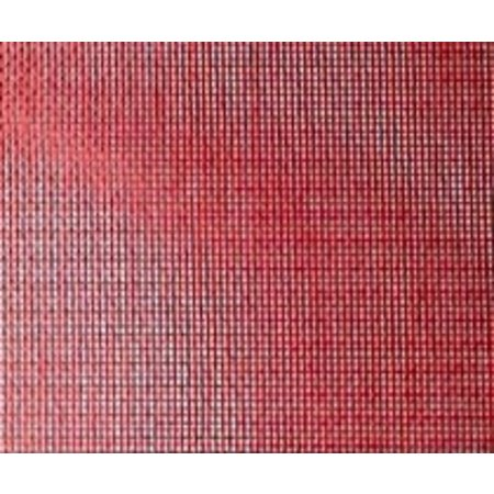 PVC doek, voorzien van gaatjes voor luchtdoorlatendheid